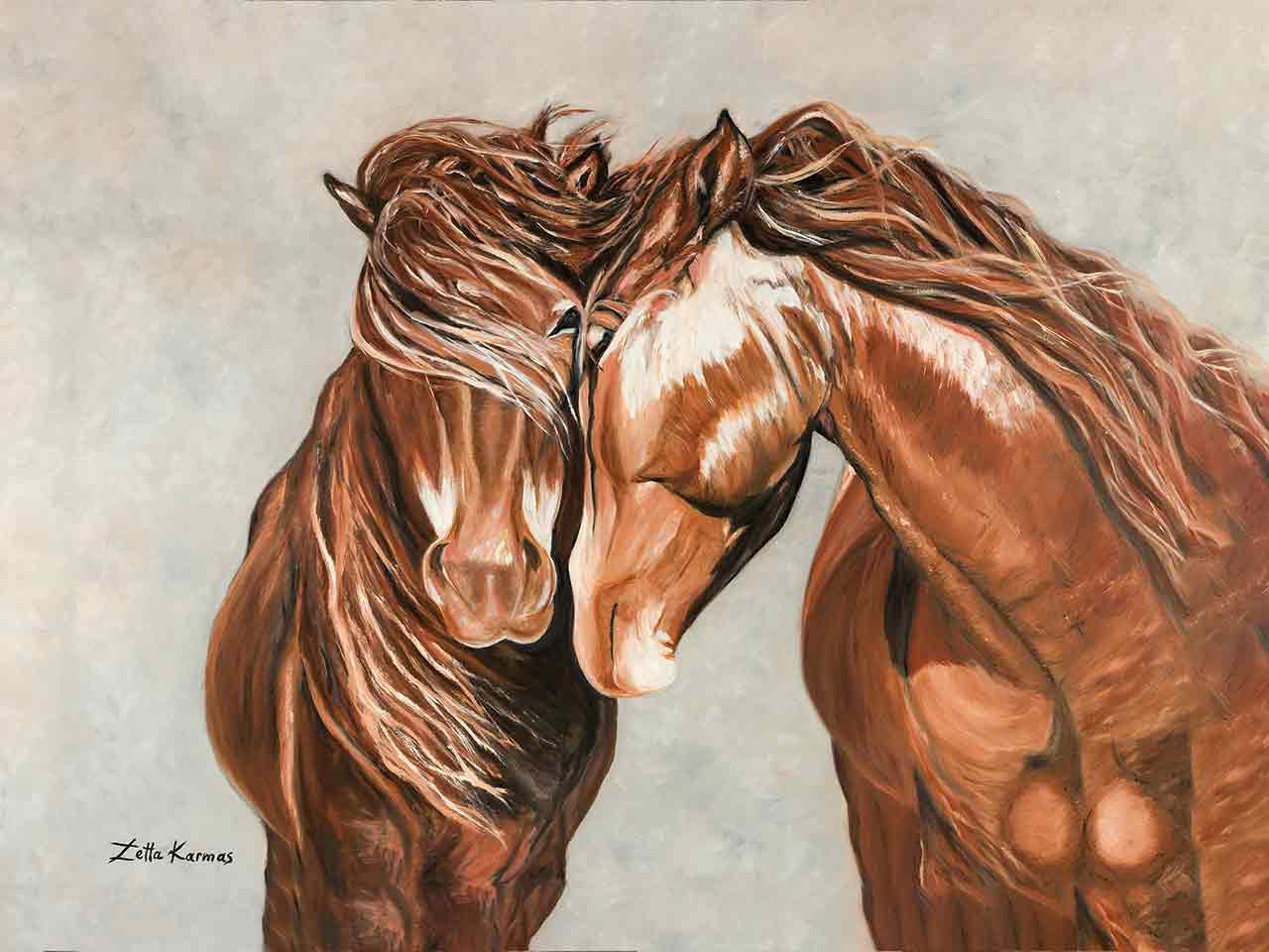 love-oil-on-canvas